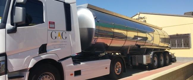 El transporte de leche en camiones cisterna gesti n for Lo espejo 0847 la cisterna