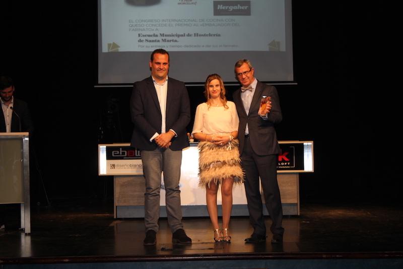 Entrega de Premios: Embajador de Farinato