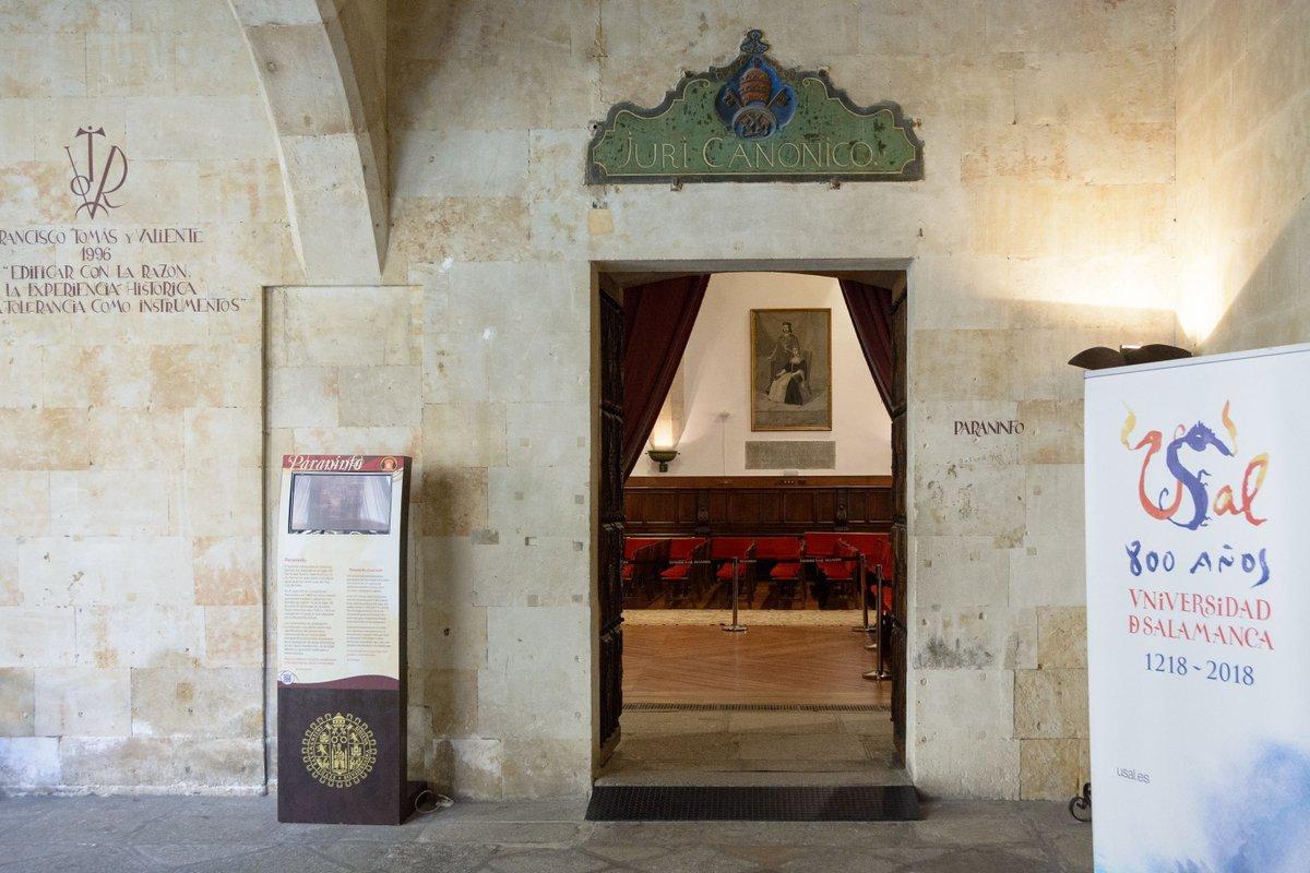 Paraninfo de la Universidad de Salamanca