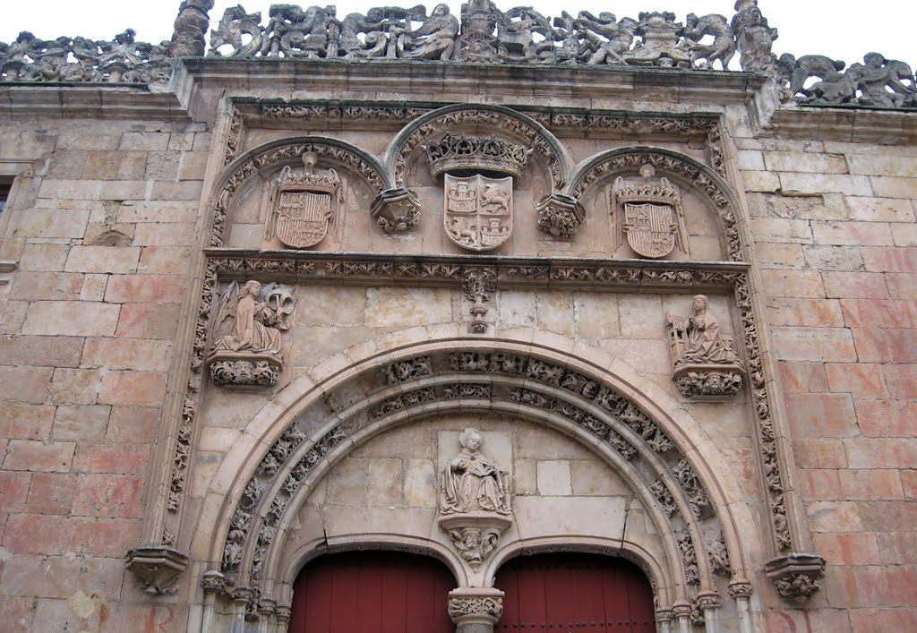 Hospital del Estudio, Universidad de Salamanca