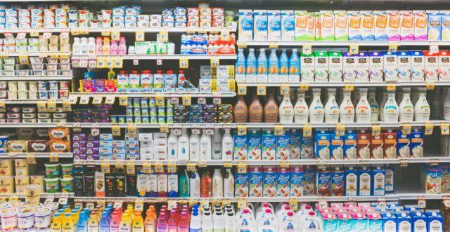 consumo de leche covid 19