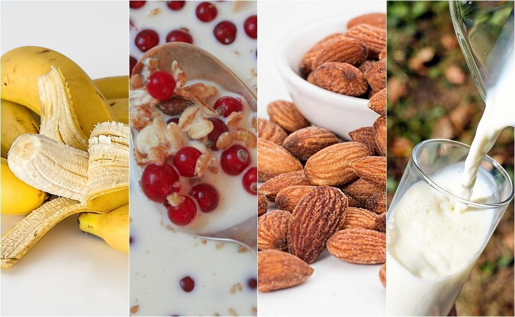 Alimentos que nos ayudar a prevenir el insomnio