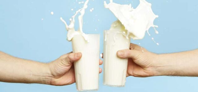 Consumir leche