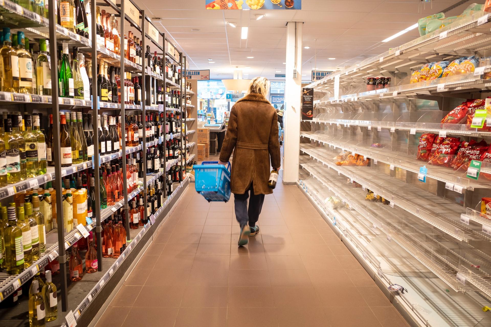 Cambios en los habitos de consumo de las familias