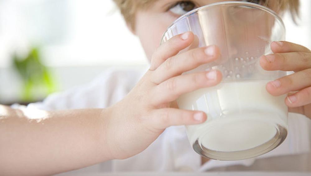 Consumo de leche, durante la primera etapa de la vida